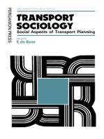 Transport Sociology