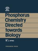 Phosphorus Chemistry Directed Towards Biology