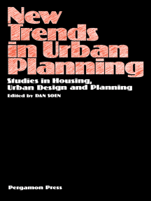 New Trends in Urban Planning: Studies in Housing, Urban Design and Planning