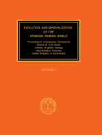 Evolution and Mineralization of the Arabian-Nubian Shield