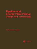 Pipeline and Energy Plant Piping