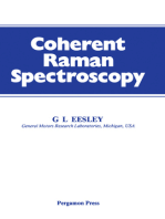 Coherent Raman Spectroscopy
