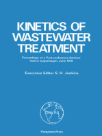 Kinetics of Wastewater Treatment: Proceedings of a Post-Conference Seminar Held at the Technical University of Denmark, Copenhagen, 1978