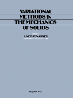 Variational Methods in the Mechanics of Solids: Proceedings of the IUTAM Symposium on Variational Methods in the Mechanics of Solids Held at Northwestern University, Evanston, Illinois, U.S.A., 11-13 September 1978