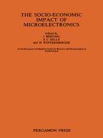 The Socio-Economic Impact of Microelectronics