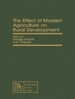 The Effect of Modern Agriculture on Rural Development: Comparative Rural Transformation Series