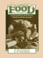 The Science of Food: An Introduction to Food Science, Nutrition and Microbiology
