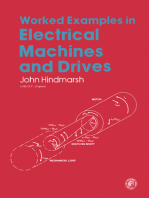 Worked Examples in Electrical Machines and Drives
