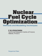 Nuclear Fuel Cycle Optimization
