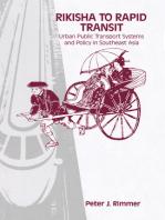 Rikisha to Rapid Transit