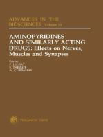 Aminopyridines and Similarly Acting Drugs
