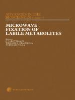 Microwave Fixation of Labile Metabolites