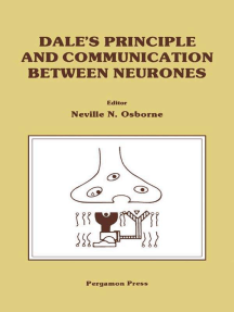 Dale's Principle and Communication between Neurones: Based on a Colloquium of the Neurochemical Group of the Biochemical Society, Held at Oxford University, July 1982