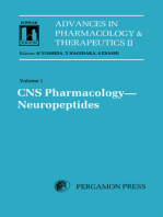 CNS Pharmacology Neuropeptides: Proceedings of the 8th International Congress of Pharmacology, Tokyo, 1981