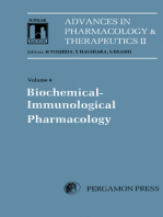Biochemical Immunological Pharmacology: Proceedings of the 8th International Congress of Pharmacology, Tokyo, 1981