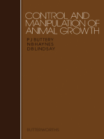 Control and Manipulation of Animal Growth