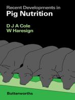 Recent Developments in Pig Nutrition