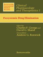 Presystemic Drug Elimination