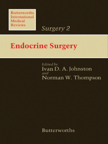 Endocrine Surgery: Butterworths International Medical Reviews: Surgery