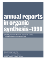 Annual Reports in Organic Synthesis – 1990: Annual Reports in Organic Synthesis