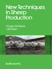 New Techniques in Sheep Production