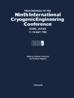 Proceedings of the Ninth International Cryogenic Engineering Conference, Kobe, Japan, 11-14 May 1982