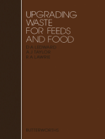 Upgrading Waste for Feeds and Food