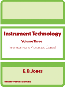 Instrument Technology: Telemetering and Automatic Control