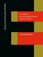 European Environmental Policy
