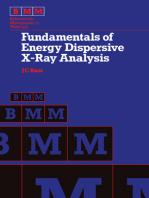 Fundamentals of Energy Dispersive X-Ray Analysis