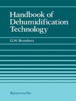 Handbook of Dehumidification Technology