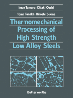 Thermomechanical Processing of High-Strength Low-Alloy Steels