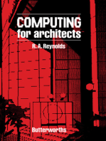 Computing for Architects