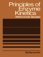 Principles of Enzyme Kinetics
