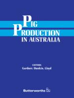 Pig Production in Australia