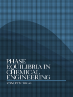 Phase Equilibria in Chemical Engineering