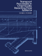 Transport Processes in Chemically Reacting Flow Systems