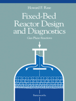 Fixed-Bed Reactor Design and Diagnostics