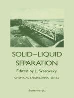 Solid–Liquid Separation