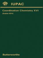 Coordination Chemistry—XVI