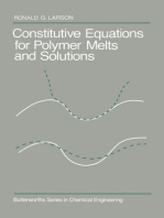 Constitutive Equations for Polymer Melts and Solutions