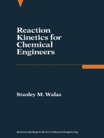 Reaction Kinetics for Chemical Engineers