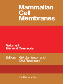 Mammalian Cell Membranes: General Concepts