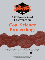 1991 International Conference on Coal Science Proceedings: Proceedings of the International Conference on Coal Science, 16–20 September 1991, University of Newcastle-Upon-Tyne, United Kingdom