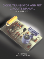 Diode, Transistor & Fet Circuits Manual