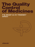 The Quality Control of Medicines