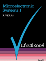 Microelectronic Systems 1 Checkbook