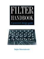 Filter Handbook: A Practical Design Guide