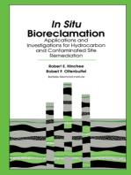In Situ Bioreclamation