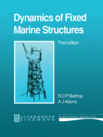 Dynamics of Fixed Marine Structures